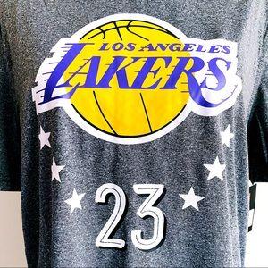 NBA LA Los Angeles Lakers Lebron James T-Shirt